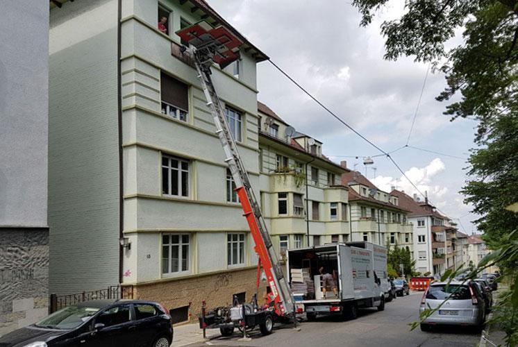 Entrümpelungen, Wohnungsauflösungen
